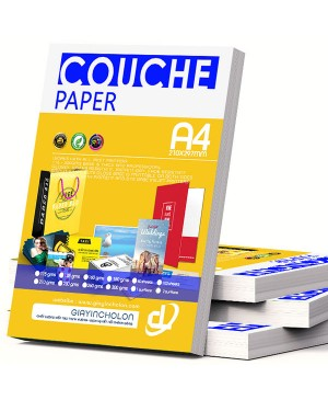 Giấy in Couche A4 160g