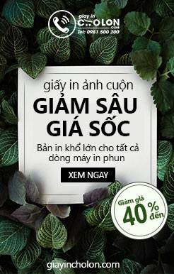 Giấy in Chợ Lớn