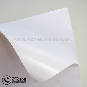 giấy in tem decal a4
