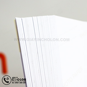 giấy decal a4 in ảnh